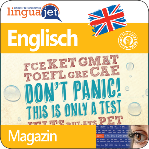 Englisch, Magazin, TeaTime - Test Taking, App