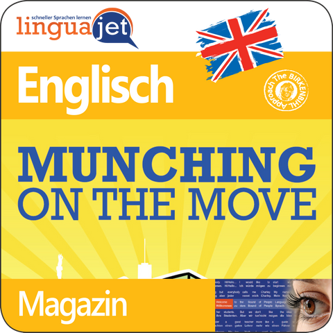 Englisch, Magazin, TeaTime - Munching On The Move, App