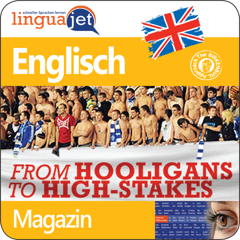 Englisch, Magazin, TeaTime - The Changing Faces of Football, App