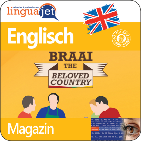 Englisch, Magazin, TeaTime - Braai the Beloved Country, App