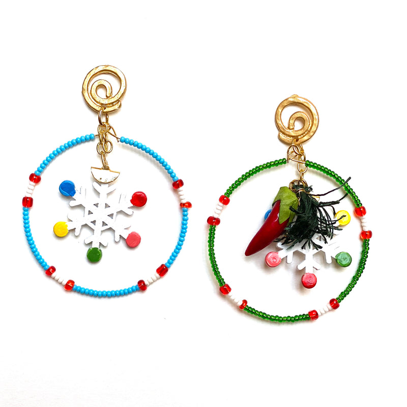 Puglia Earrings by Acothé N.8