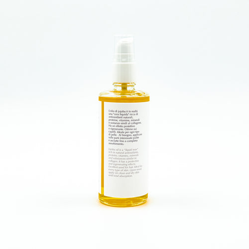 Pure Jojoba Dry Oil