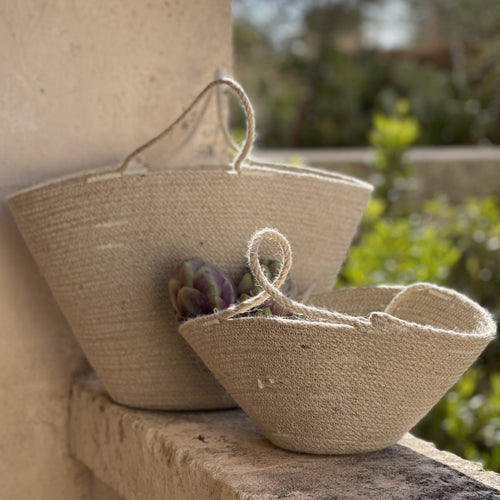Linda Baskets Jute