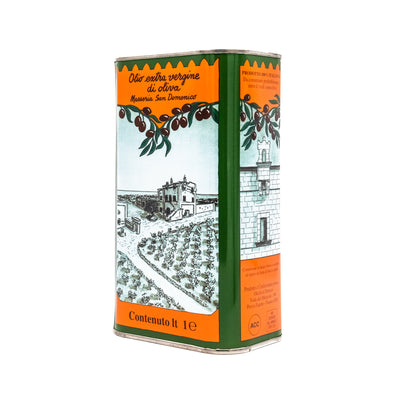 Extra Virgin Olive Oil Box 6 Litres (6 x 1L)