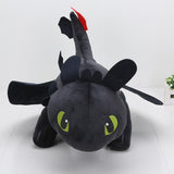 Dragon Toys Toothless Plush