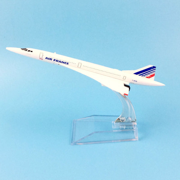 Air France Concorde Model Plane