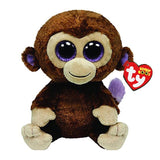 Beanie Boos Elephant & Monkey Plush