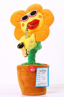 Singing & Dancing Flower Enchanting Sunflower