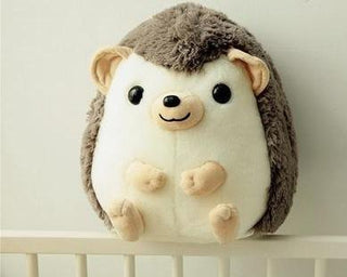 Circular Hedgehog Fun Plush Doll
