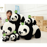 Panda Bear Animal Dolls