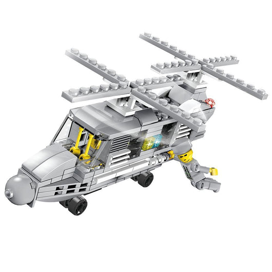 Military Helicopter Blocks