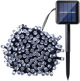 100 LED Solar 8 Modes Waterproof Fairy String Lights Christmas Decor