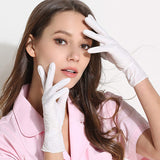 20pcs Protective Thick Rubber Latex Disposable Gloves