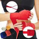 2pcs Handwrap with Closure - Hand & Wrist Support for Boxing Training