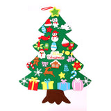 33pcs DIY Christmas Tree Wall Hanging Decorations