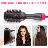 4 in 1 Electric Hair Dryer Brush Comb Styling