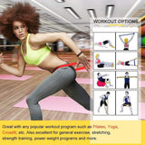 5PCS/Set Yogo Resistance Loop Exercise Band Set