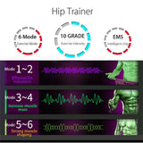 6 Modes Smart Easy Hip Trainer Buttocks Butt Lifting Trainer