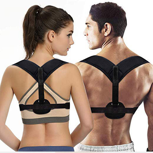 Adjustable Shoulder Clavicle Brace for Posture Correction