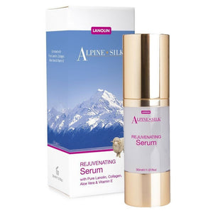 Alpine Silk Pure White Rejuvenating Serum 30ml