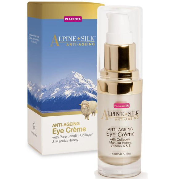 Alpine Silk Anti-Aging Eye Creme 15ml