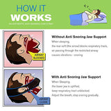 Anti Snoring Belt Snore Stopper Chin Jaw Strap