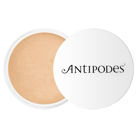 Antipodes Mineral Foundation - Light Yellow 02 - 11g