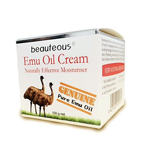 Beauteous Emu Oil Cream 100g