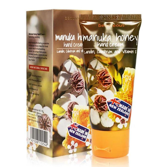 Beauteous Manuka Honey Hand Cream 50g