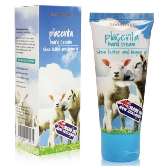 Beauteous Placenta Hand Cream 50g