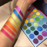 Beauty Glazed High Pigmented Makeup Palette 39 Color Eyeshadow