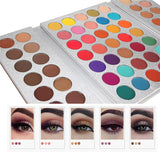 Beauty Glazed 63 Colors Highly Pigmented Makeup Eyeshadow Palette