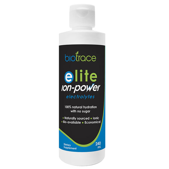 BioTrace Elite Electrolyte Ion-Power Liquid - 240mL