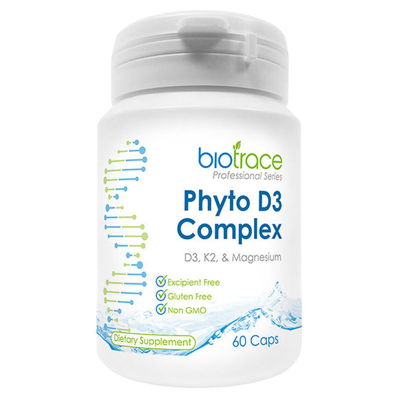 BioTrace Phyto D3 Complex - 60 Caps