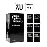 Cards Against Humanity - AU 2.0 Edition and Expansions Set Option