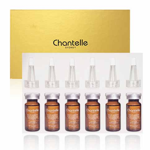 Chantelle Sydney-Bio Placenta Sheep Extract Gold 6-in-1 Pack 10ml
