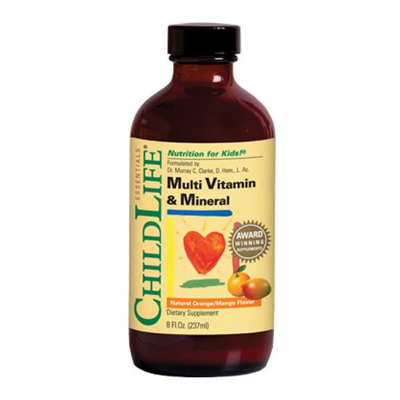 Childlife Multivitamin & Mineral 237ml