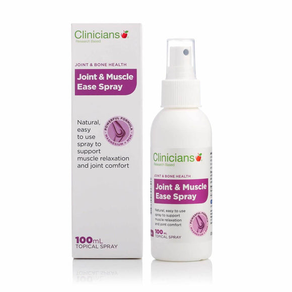 Clinicians Joint & Muscle Ease Spray 100ml