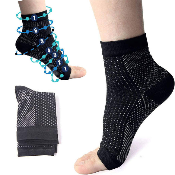 Anti-Fatigue Compression Foot Sleeves Socks