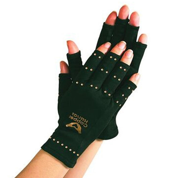 Compression Fingerless Arthritis Gloves