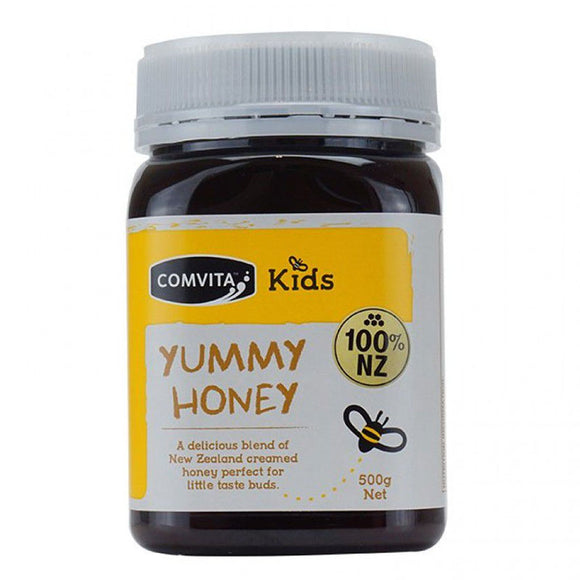 Comvita Kids Yummy Honey 500g
