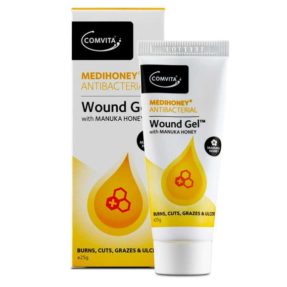 Comvita MediHoney Antibacterial Wound Gel