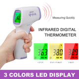 Digital No-Touch Forehead Infrared Thermometer for Adults & Kids