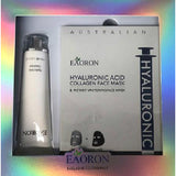 Eaoron Combo B Hyaluronic Acid Collagen Mask+Cleanser