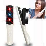 Electric Scalp Massager Comb Infrared Hair Brush