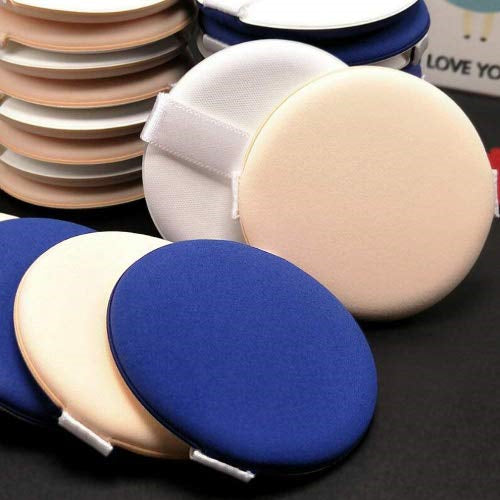 Face Makeup Sponges Applicator Travel Round Soft Blender