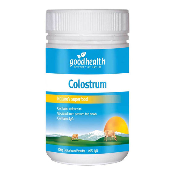 Good Health 100% Pure Colostrum Powder 100g