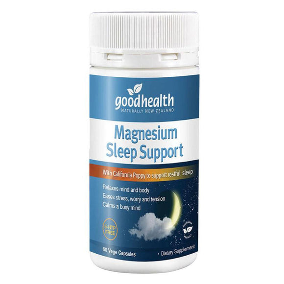 Good Health Magnesium Sleep Support 60 Capsules