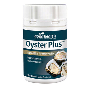 Good Health Oyster Plus 60 Capsules