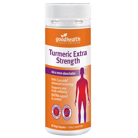 Good Health Turmeric Extra Strength